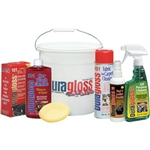 Duragloss 1049 Deluxe Car Care Kit