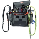 Ergodyne 13642 Arsenal 5518 Aerial Tool Pouch (Loop Design)