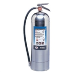 Badger 16888 Extra 2 1/2 gal Water Fire Extinguisher w/ Wall Hook