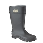 "Honeywell 18821BLM10 CT PVC 14"" Boots, Steel Toe, Size 10"