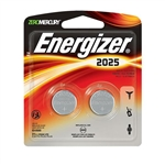 Energizer 2025BP2 2025 Batteries