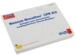 First Aid Only 205-CPR/FAO CPR Kit, Single Use, Plastic Case