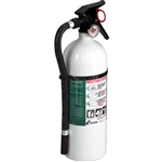 Kidde 21005771 Living Area 4 lb ABC Fire Extinguisher w/ Wall Hook (Disposable)