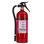 Kidde 21006204 Service Lite 5 lb ABC Fire Extinguisher w/ Wall Hook (Disposable)