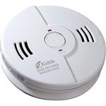 Kidde 21006377 Carbon Monoxide/Smoke Combo Alarm (AC/DC) , Interconnectable (Replaces 9000114E)