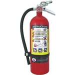 Badger 21007866 Advantage 5 lb ABC Fire Extinguisher w/ Wall Hook