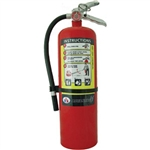 Badger 21007867 Advantage 10 lb ABC Fire Extinguisher w/ Wall Hook