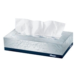 "Kimberly Clark 21400 Kleenex Facial Tissues, 8 3/8"" x 8 3/8"", 36 Boxes/100 ea"