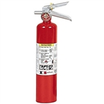 Badger 22430 Standard 2 1/2 lb ABC Fire Extinguisher w/ Vehicle Bracket