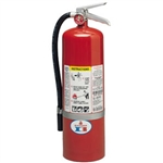 Badger 22603 Standard 10 lb ABC Fire Extinguisher w/ Wall Hook