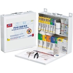 First Aid Only 226-U/FAO 50 Person First Aid Kit, Metal Case