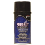 QuestVapco 228001 Freze-It Chewing Gum Remover, Case of 12 - 7 oz Aerosol Cans
