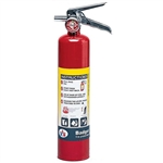 Badger 23384 Extra 2 1/2 lb ABC Fire Extinguisher w/ Vehicle Bracket