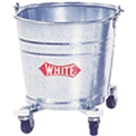 Impact Products 260 Oval Galvanized Steel Bucket