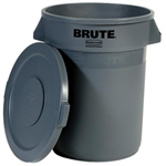 Rubbermaid 263100GY Brute 32 gal Container Lid
