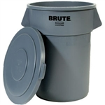 Rubbermaid 265400GY Brute 55 gal Container Lid