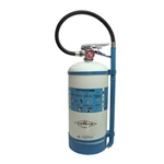 Amerex 270NM 1 3/4 gal Non-Magnetic Water Mist Extinguisher w/ Brass Valve & Wall Hook