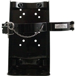 Kidde 290511 Clamp Type Vehicle Bracket (For 10 & 15 lb CO2 Extinguishers)