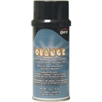 QuestVapco 328001 Total Release Odor Eliminator, Orange, Case of 12 - 5 oz Aerosol Cans