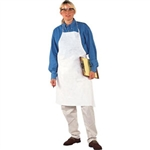 Kimberly Clark 36550 KleenGuard A20 Breathable Particle Protection Apron (White)