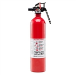 Kidde 440162 Automotive 2 1/2 lb ABC Fire Extinguisher w/ Nylon Strap Bracket (Disposable)