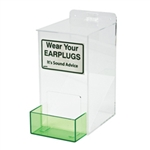 "Brady 45407 Earplug Dispenser, 13""H x 6""W x 8""D"