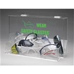 Brady 46128 Large-Capacity Eyewear Dispenser