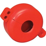 "Brady 46281 Safetee Donut Lockout (Fits 1""?2 1/2"" Handwheels)"