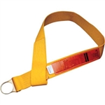 MSA 505282 Anchorage Connector Strap w/ D-Ring