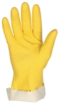 MCR Safety 5250L Memphis Unsupported Latex Gloves, Large