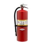 Amerex 589 30 lb ABC Compliance Flow Extinguisher w/ Brass Valve