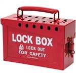 Brady 65699 Group Lock Box