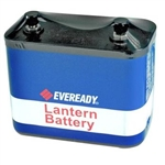 "Energizer 732 Eveready Carbon Zinc ""12V"" Lantern Battery"