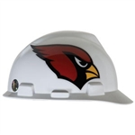 MSA 818384 Officially Licensed NFL V-Gard Caps (Classic Style) , Arizona Cardinals
