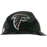 MSA 818385 Officially Licensed NFL V-Gard Caps (Classic Style) , Atlanta Falcons