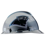 MSA 818388 Officially Licensed NFL V-Gard Caps (Classic Style) , Carolina Panthers