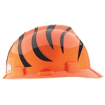 MSA 818390 Officially Licensed NFL V-Gard Caps (Classic Style) , Cincinnati Bengals