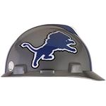 MSA 818394 Officially Licensed NFL V-Gard Caps (Classic Style) , Detroit Lions