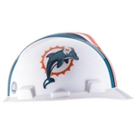 MSA 818399 Officially Licensed NFL V-Gard Caps (Classic Style) , Miami Dolphins