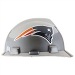 MSA 818401 Officially Licensed NFL V-Gard Caps (Classic Style) , New England Patriots