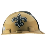 MSA 818402 Officially Licensed NFL V-Gard Caps (Classic Style) , New Orleans Saints