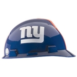 MSA 818403 Officially Licensed NFL V-Gard Caps (Classic Style) , New York Giants