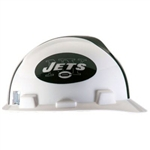 MSA 818404 Officially Licensed NFL V-Gard Caps (Classic Style) , New York Jets