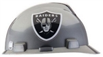 MSA 818405 Officially Licensed NFL V-Gard Caps (Classic Style) , Oakland Raiders