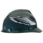 MSA 818406 Officially Licensed NFL V-Gard Caps (Classic Style) , Philadelphia Eagles
