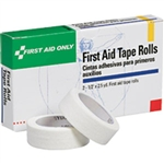 "First Aid Only AN5111 1/2""x2.5 yd. First Aid Tape, 2/box"