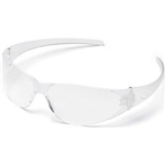 MCR Safety CK112 Crews Checkmate Eyewear, Gray Lens/Frame
