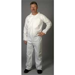 Lakeland CTL412L MicroMax NS Coveralls w/ Zipper Front, LG