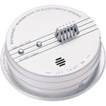 Kidde HD135 Heat Detector with Thermal Sensor (AC/DC)