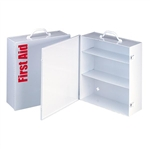 First Aid Only M5025 3 Shelf Station Case, Empty
